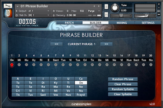 Phrase Builder 1