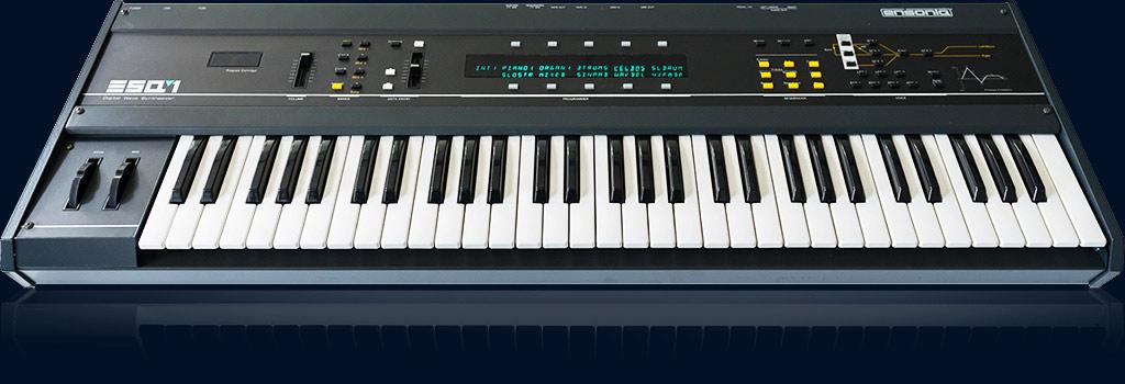 USQ-1 Keyboard UVI
