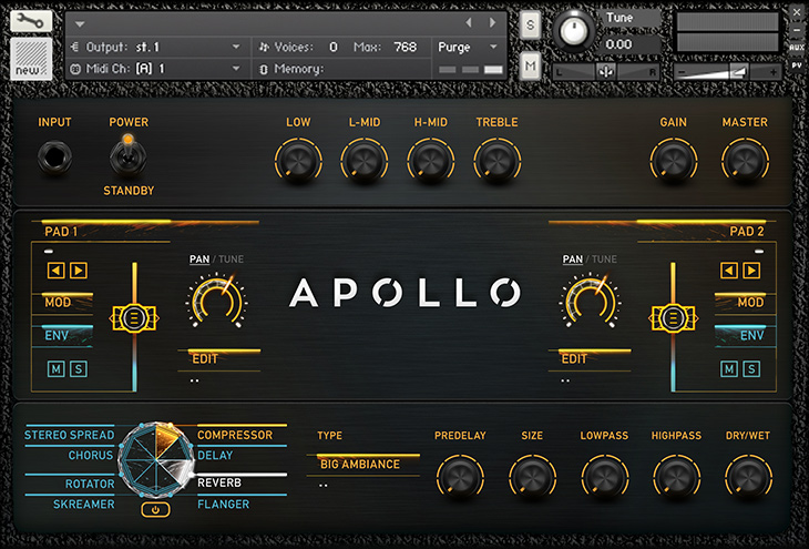 Apollo GUI