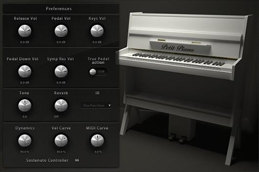 Petit Piano Screenshot