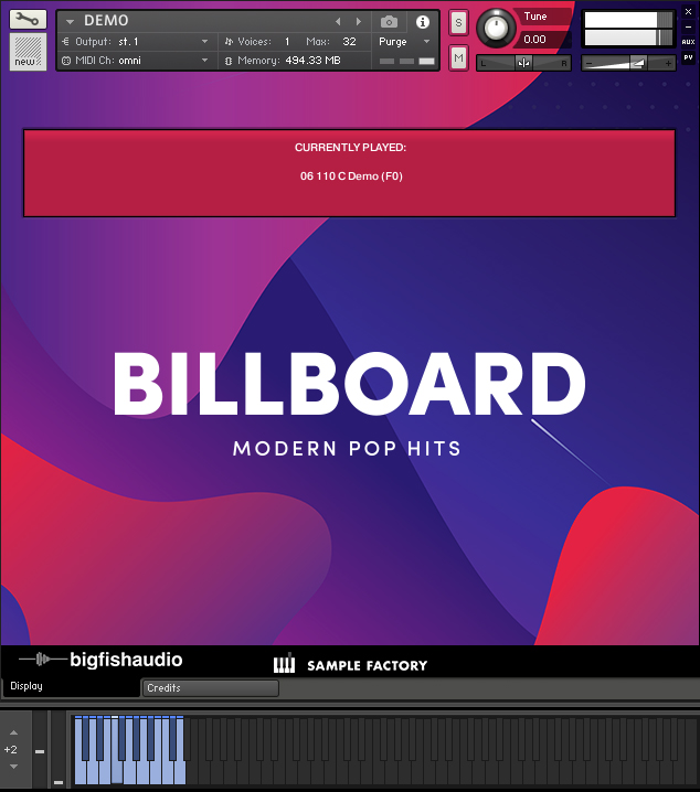 Billboard GUI