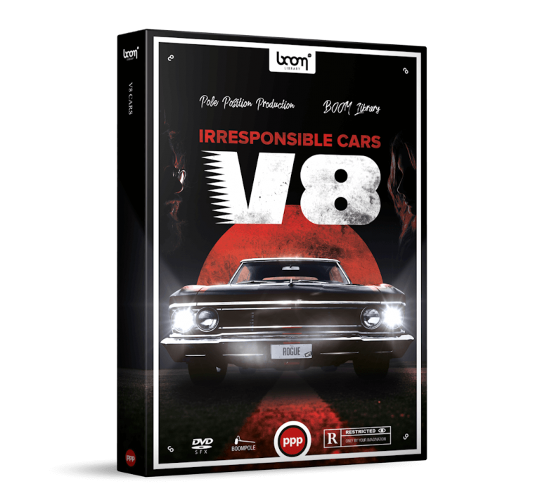 V8 box image