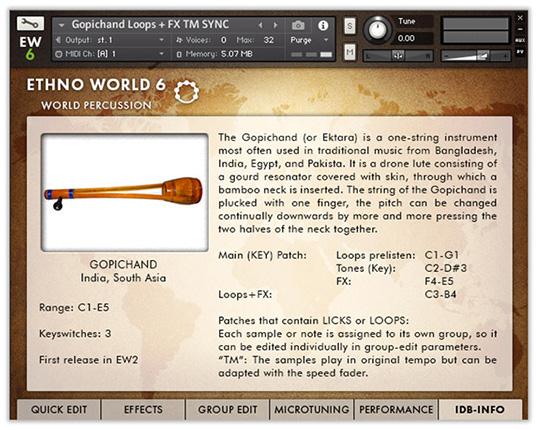 Ethno World 6