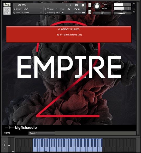 Empire 2: Trap Construction Kits GUI