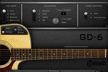GD-6 Screenshot
