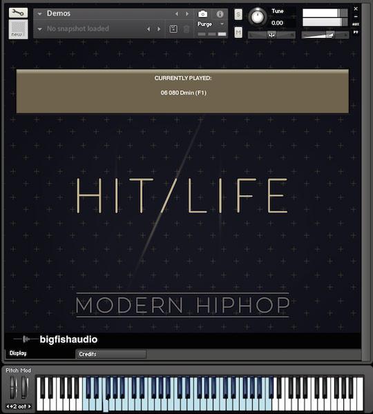 Hit Life GUI
