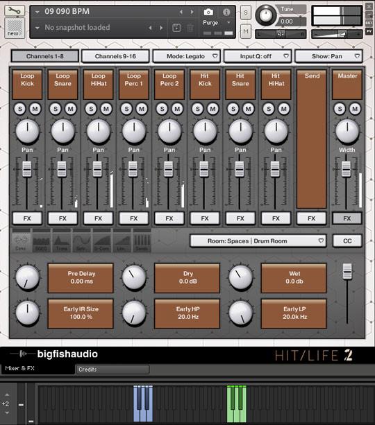 Hit Life 2 GUI