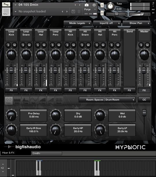 Hypnotic: Trapsoul GUI