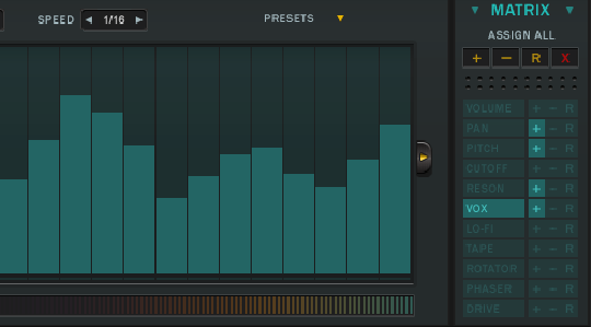 Fire Strings GUI 3