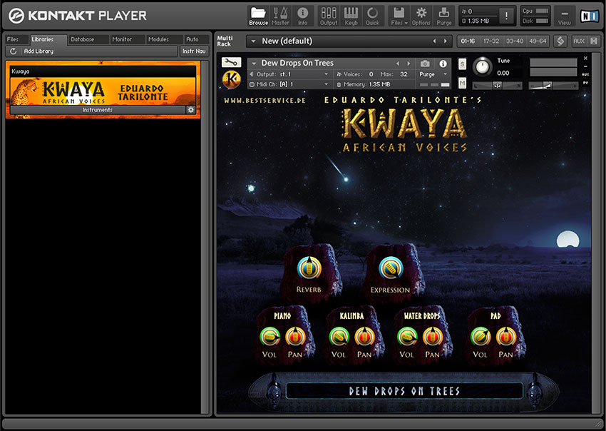 KWAYA: African Voices