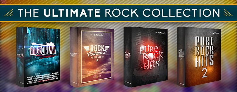Pure Rock Cinema Bundle