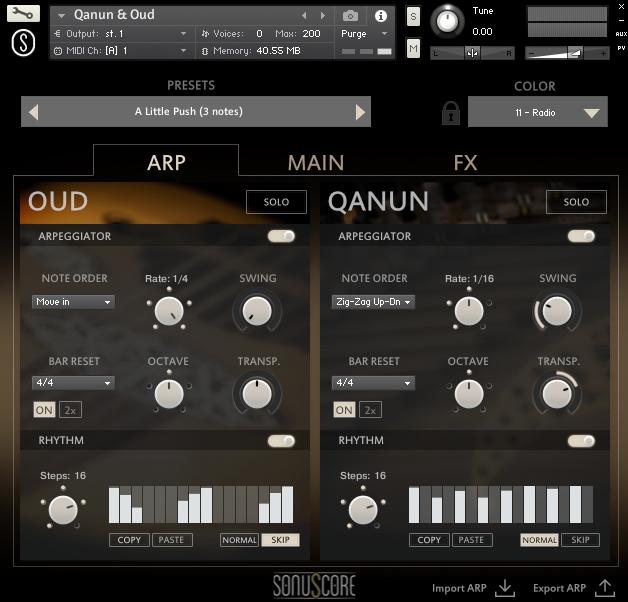 Origins Vol 4: Oud & Qanun
