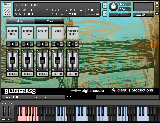 Fl studio kontakt double bass | Meatbass  2019-03-30