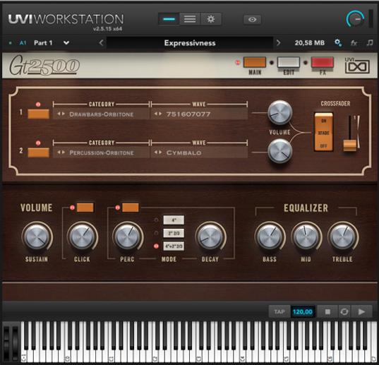 Retro Organ Suite