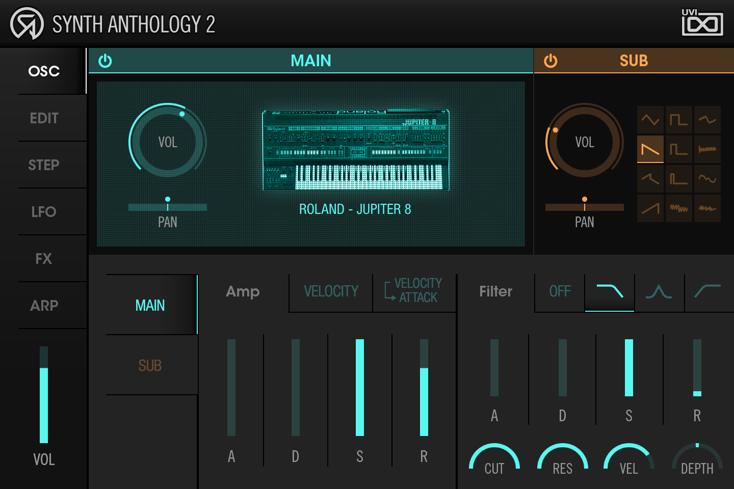 Synth Anthology 2