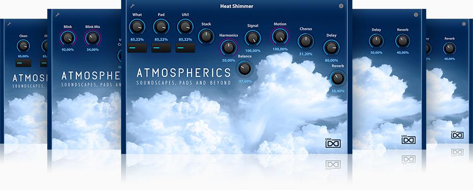 Falcon Expansion: Atmospherics