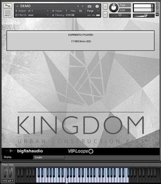 Kingdom GUI