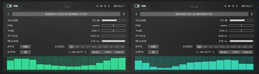 Vital Series: Sticks GUI 2