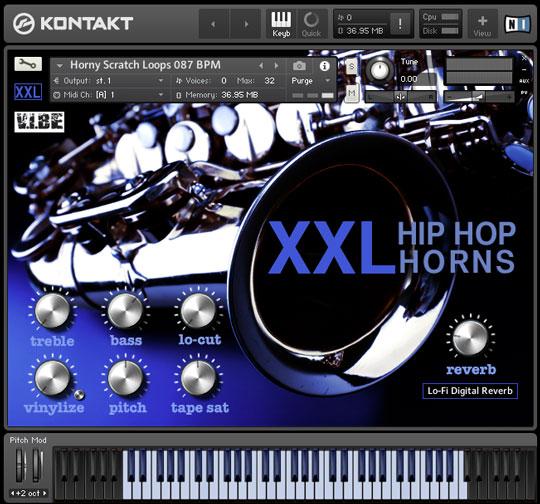 XXL Hip Hop Horns
